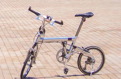 自転車・原付バイク